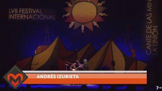 26/10/2017 LVII Festival Internacional del Cante de las Minas