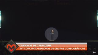27/02/2018 XVI Concurso regional de grupos coreográficos