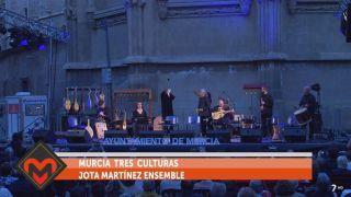 27/07/2018 Jota Martínez Ensemble