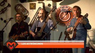 28/02/2017 Los Astrónomos