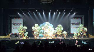 28/02/2018 XVI Concurso regional de grupos coreográficos infantiles