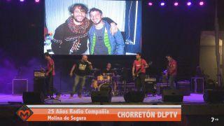 28/07/2017 Chorretón DLPTV