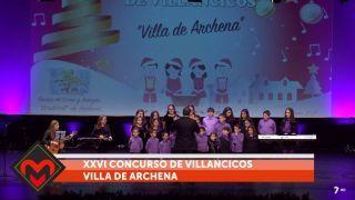 29/12/2017 Concurso de villancicos Villa de Archena
