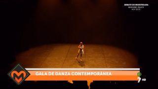 30/08/2016 Gala danza contemporánea