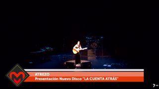 30/08/2018 Presentación nuevo disco Atrezo