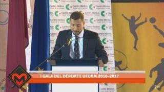 30/09/2017 I Gala del deporte UFRDM