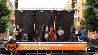 30/10/2016 The Troupers Swing Band