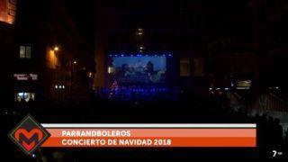 31/12/2018 Parrandboleros - Concierto de Navidad 2018
