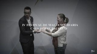 31/12/2019 IV Festival de Magia Solidaria CAES