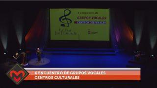 5/10/2017 X Encuentro de grupos vocales