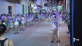 Carnaval de verano de Mazarrón 2015