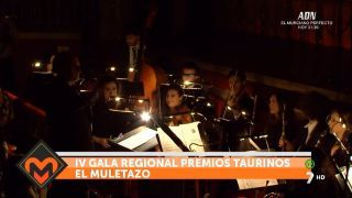 Gala Regional Premios Taurinos El Muletazo
