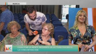 Murcia conecta 9/07/2018