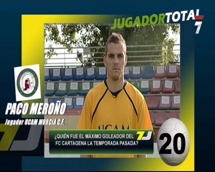 Jugador total (03/09/2011)