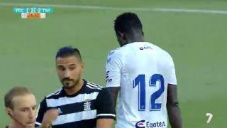 Fútbol amistoso: FC Cartagena - CD Tenerife 30/08/2020