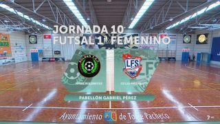 Fútbol sala femenino: Jimbee - Leganés