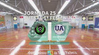 Fútbol sala femenino: Jimbee Roldán - Alicante