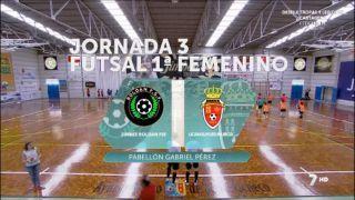 Fútbol sala femenino: Jimbee Roldán VS UCAM Elpozo