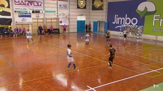 Fútbol sala femenino: Jimbee vs Majadahonda