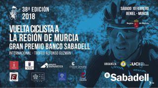 Resumen Vuelta ciclista a la Región de Murcia 2018
