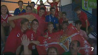 Torneo nacional fútbol infantil: Totana Vs Valencia / Real Murcia Vs Elche