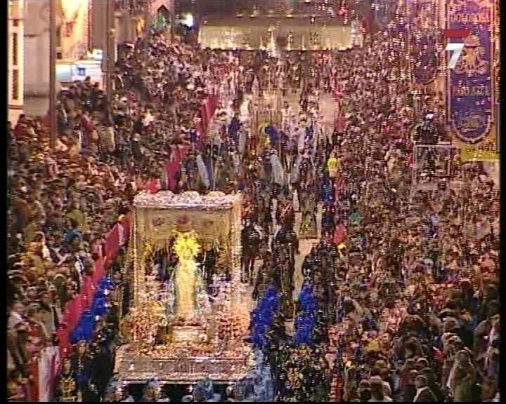 Viernes Santo en Lorca (13/04/2009)