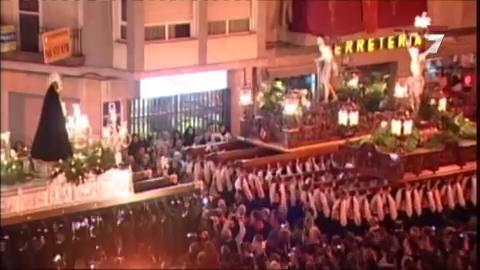 Semana Santa en Lorca (21/04/2011)