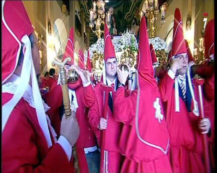Procesión del Santísimo Cristo de la Sangre (04/04/2012)
