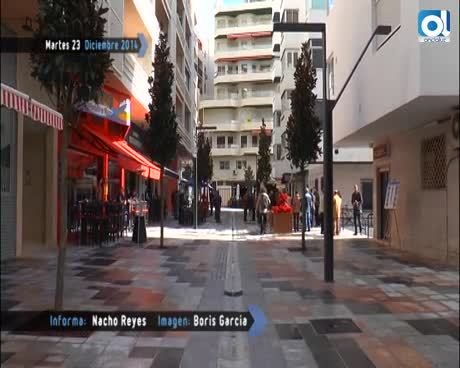 Temporada 1 Número 106 / 23/12/2014 Calle plaza marina