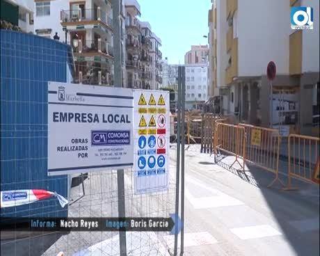 Temporada 1 Número 191 / 29/01/2015 Obras calle Vélez Málaga