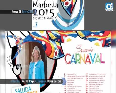 Temporada 1 Número 192 / 29/01/2015 Programa Carnaval 2015