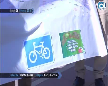 Temporada 1 Número 216 / 09/02/2015 IU Carril bici