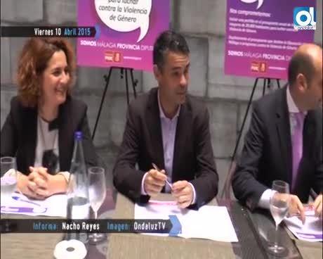 Temporada 1 Número 361 / 10/04/2015 PSOE Violencia género