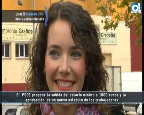 Temporada 2 Número 224 / 30/11/2015 PSOE barato estatuto trabajadores