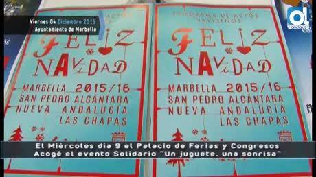 Temporada 2 Número 240 / 04/12/2015 festival flamenco por juguetes