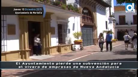 Temporada 2 Número 253 / 10/12/2015 Perdida subvención vivero empresas