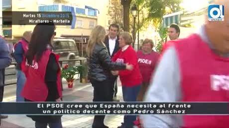 Temporada 2 Número 275 / 15/12/2015 PSOE Trinidad Jimenez
