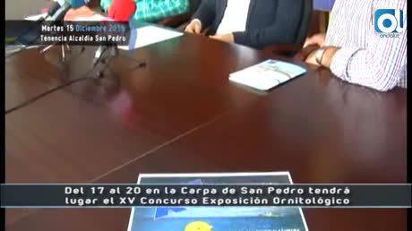 Temporada 2 Número 276 / 15/12/2015 Concurso ornitológico San Pedro