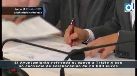 Temporada 2 Número 284 / 17/12/2015 Convenio Triple A