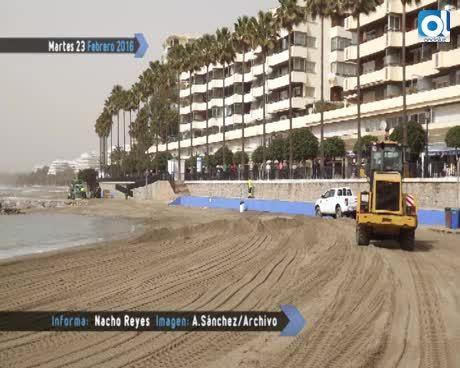 Temporada 2 Número 444 / 23/02/2016 Desperfectos temporal playas