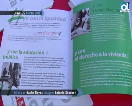 Temporada 2 Número 452 / 25/02/2016 PSOE Día Andalucía