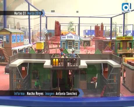 Temporada 2 Número 463 / 01/03/2016 Playmobil muestra