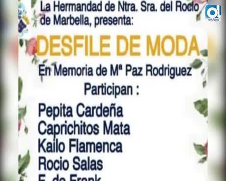 Temporada 2 Número 533 / 31/03/2016 Desfile de moda hermandad del Rocío