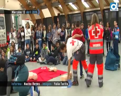 Temporada 2 Número 572 / 13/04/2016 Puertas abiertas Cruz Roja