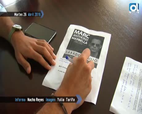 Temporada 2 Número 604 / 26/04/2016 Concierto Marc Anthony