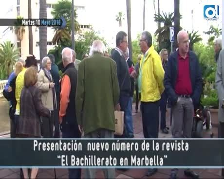 Temporada 2 Número 647 / 11/05/2016 Revista Bachillerato en Marbella