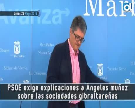 Temporada 2 Número 670 / 23/05/2016 PSOE sociedades gibraltar muñoz