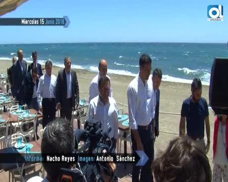 Temporada 2 Número 696 / 15/06/2016 Pedro Sanchez en Marbella