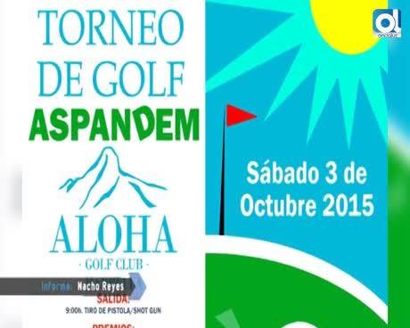 Temporada 2 Número 94 / 01/10/2015 Torneo golf aspandem
