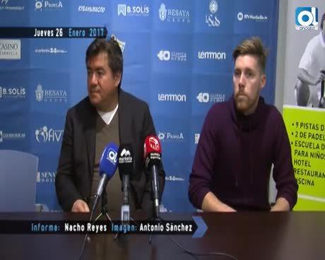 Temporada 3 Número 143 / 26/01/2017 Nuevo futbolista Marbella FC